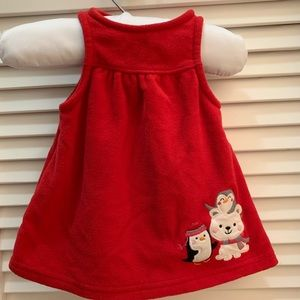 Carter's newborn dress